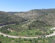 Battir FromBalcony