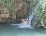 EinGedi Waterfall Jack